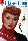I Love Lucy (1954 Dell) 8