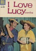 I Love Lucy (1954 Dell) 29