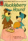 Huckleberry Hound (1960-1970 Dell/Gold Key) 12