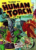 Human Torch Comics (1940) 4