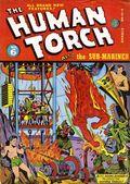 Human Torch Comics (1940) 6