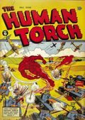Human Torch Comics (1940) 9