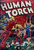 Human Torch Comics (1940) 12