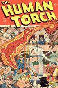 Human Torch Comics (1940) 21