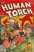 Human Torch Comics (1940) 24