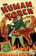 Human Torch Comics (1940) 27