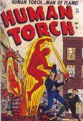 Human Torch Comics (1940) 36