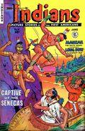 Indians (1950 Fiction House) 6