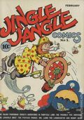 Jingle Jangle Comics (1942) 1