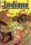 Indians (1950 Fiction House) 4