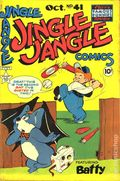 Jingle Jangle Comics (1942) 41