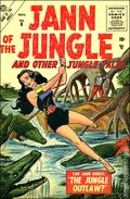 Jann of the Jungle (1955) 8
