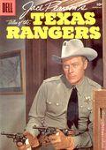Jace Pearson of the Texas Rangers (1953) 11