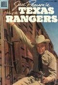Jace Pearson of the Texas Rangers (1953) 13