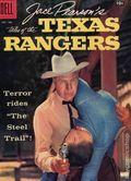 Jace Pearson of the Texas Rangers (1953) 18