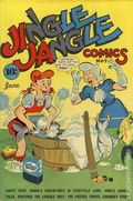 Jingle Jangle Comics (1942) 9