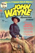 John Wayne Adventure Comics (1949-1955 Toby Press) 1