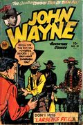 John Wayne Adventure Comics (1949-1955 Toby Press) 19