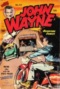 John Wayne Adventure Comics (1949-1955 Toby Press) 23