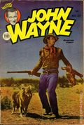 John Wayne Adventure Comics (1949-1955 Toby Press) 27