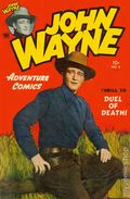 John Wayne Adventure Comics (1949-1955 Toby Press) 8