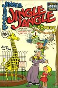 Jingle Jangle Comics (1942) 34