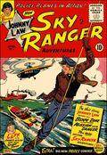 Johnny Law, Sky Ranger (1955) 1