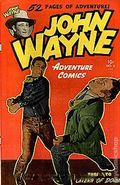 John Wayne Adventure Comics (1949-1955 Toby Press) 6