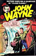 John Wayne Adventure Comics (1949-1955 Toby Press) 22