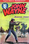 John Wayne Adventure Comics (1949-1955 Toby Press) 29