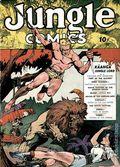 Jungle Comics (1940 Fiction House) 1