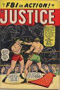 Justice Comics (1948) 1