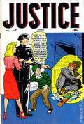 Justice Comics (1948) 7