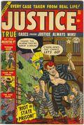 Justice Comics (1948) 33