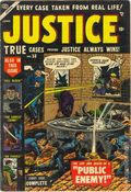 Justice Comics (1948) 38
