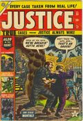 Justice Comics (1948) 39