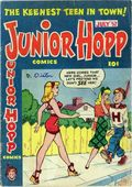 Junior Hopp Comics (1952) 3
