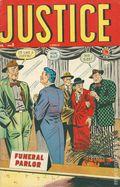 Justice Comics (1948) 8