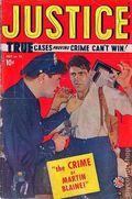 Justice Comics (1948) 12