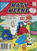 Katy Keene Comics Digest Magazine (1987) 6