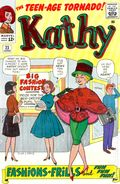 Kathy (1959 2nd Series) 23