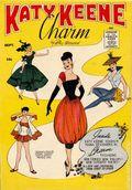 Katy Keene Charm (1958) 1