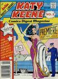 Katy Keene Comics Digest Magazine (1987) 1