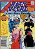 Katy Keene Comics Digest Magazine (1987) 4
