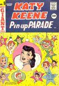 Katy Keene Pinup Parade (1955) 9