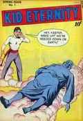 Kid Eternity (1946 1st Series) 1