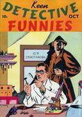 Keen Detective Funnies Vol. 1 (1938) 10