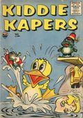 Kiddie Kapers (1957 Decker) 1