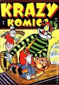 Krazy Komics (1942) 5