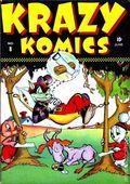 Krazy Komics (1942) 8
